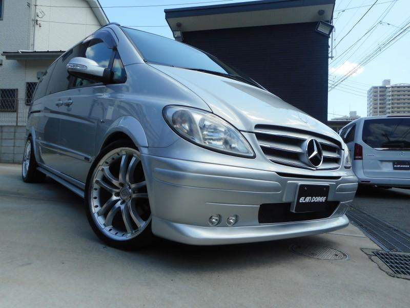 3842 Viano AMBIE-L BRABUS-Version 限定21点装備品